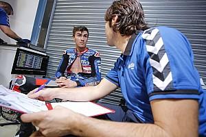 MotoGP Résumé de course Trois chutes pour Loris Baz, en manque de feeling