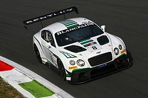 Blancpain Sprint Nieuws Bentley bevestigt line-up Blancpain GT, Reip in Endurance