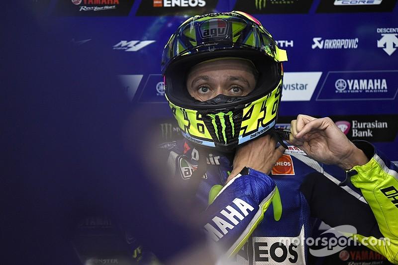Randy Mamola: le due facce di Valentino Rossi