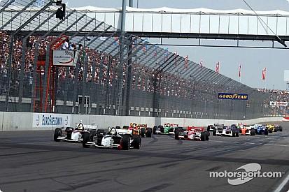 Fotostrecke: Die Auslandsrennen der IndyCars