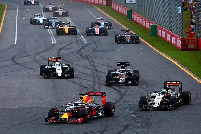 """Ser """"el mejor del resto"""" está muy apretado en la F1"""