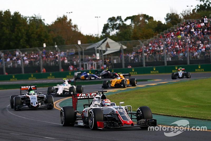 El presupuesto y la unión con Ferrari ayudaron al debut de Haas - Booth