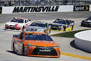 NASCAR Cup Preview New crew chief could be key to ending Edwards' Martinsville troubles