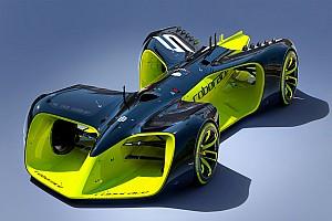 Roborace Ultime notizie Roborace rivela la concept car da corsa a guida autonoma