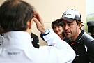Fernando Alonso no pasa las pruebas médicas y no correrá en Bahrein