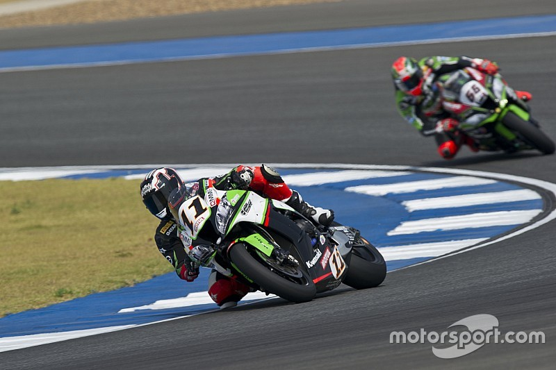 Sykes fastest on Friday