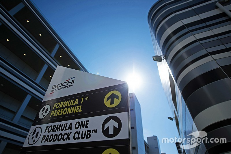 F1 moves Paddock Club focus away from 'champagne and lobster'