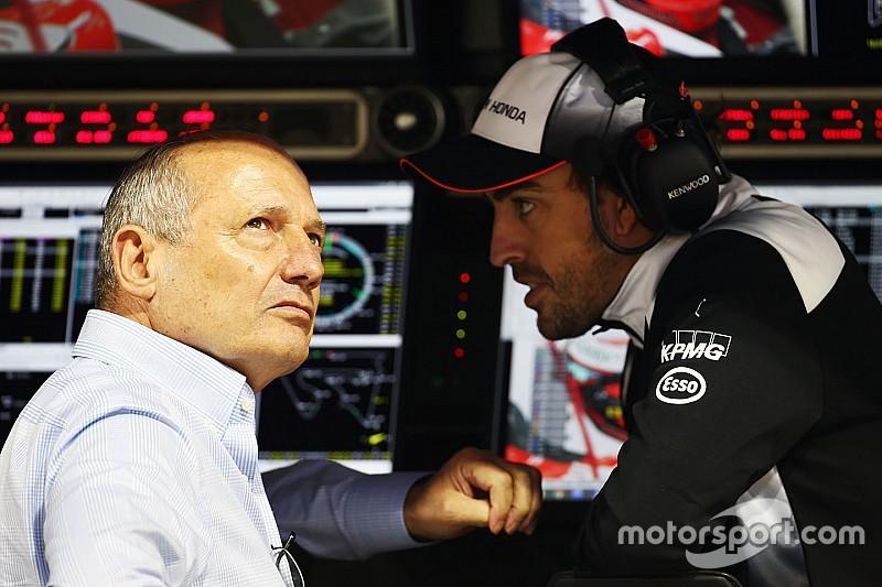 丹尼斯请求FIA允许阿隆索出战巴林大奖赛