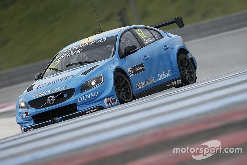 WTCC-Auftakt in Paul Ricard: Bestzeit für Volvo im Training