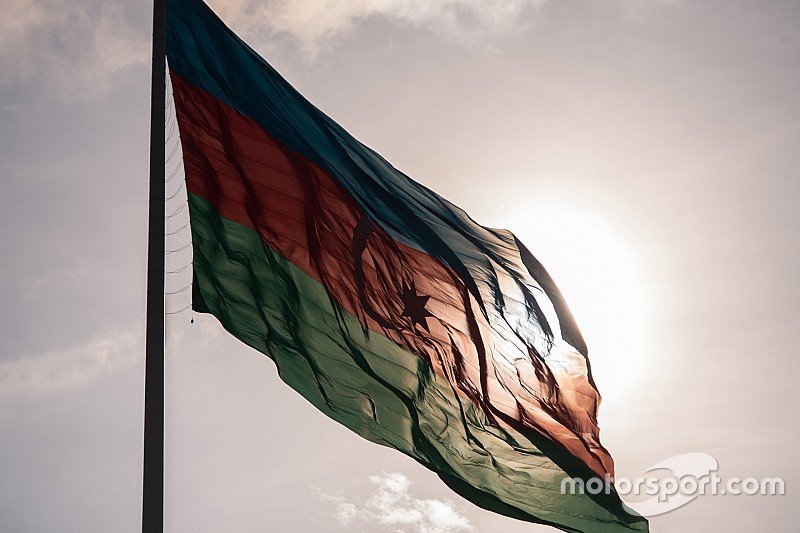 Organizadores do GP do Baku confirmam mudança de horário