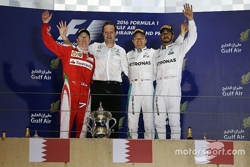"""Nico Rosberg nach Sieg in Bahrain: """"Fünf Siege, drei Siege, das macht keinen Unterschied."""""""
