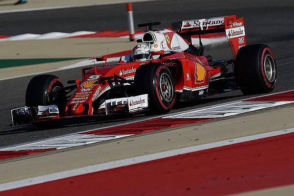 Ferrari se surpreende com motivo de pane do motor de Vettel