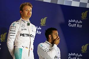 F1 Análisis Rosberg vs. Hamilton, la guerra silenciosa
