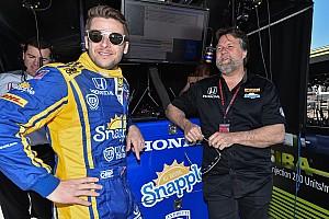 IndyCar Отчет о тестах Андретти стал быстрейшим на тестах в Индианаполисе