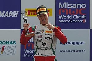 Formula 4 Noticias de última hora Mick Schumacher gana en su debut en la F4 Italiana