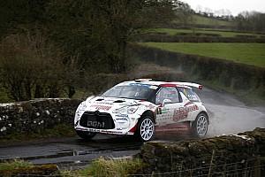 ERC Race report Ireland ERC: Breen holds off Kajetanowicz to win home rally