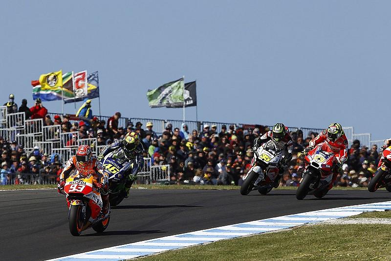 El circuito de Phillip Island, renovado en MotoGP hasta 2026
