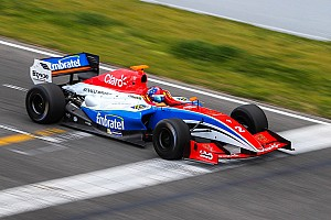 Fórmula V8 3.5 Relato de testes Pietro Fittipaldi encerra testes com 4º melhor tempo