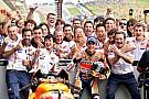 オースティンMotoGP決勝レポート:マルケス、レースを完全支配。ロッシはクラッシュ