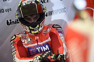 MotoGP Actualités Iannone a refusé de reporter l'application de sa pénalité
