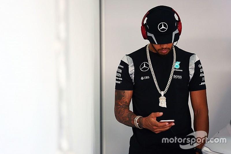 Lewis Hamilton perderá cinco posiciones en China
