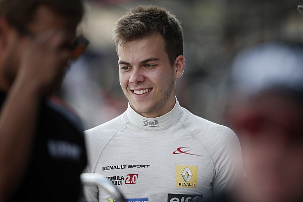 Bem nos testes, Bruno Baptista quer título da Fórmula Renault 2.0
