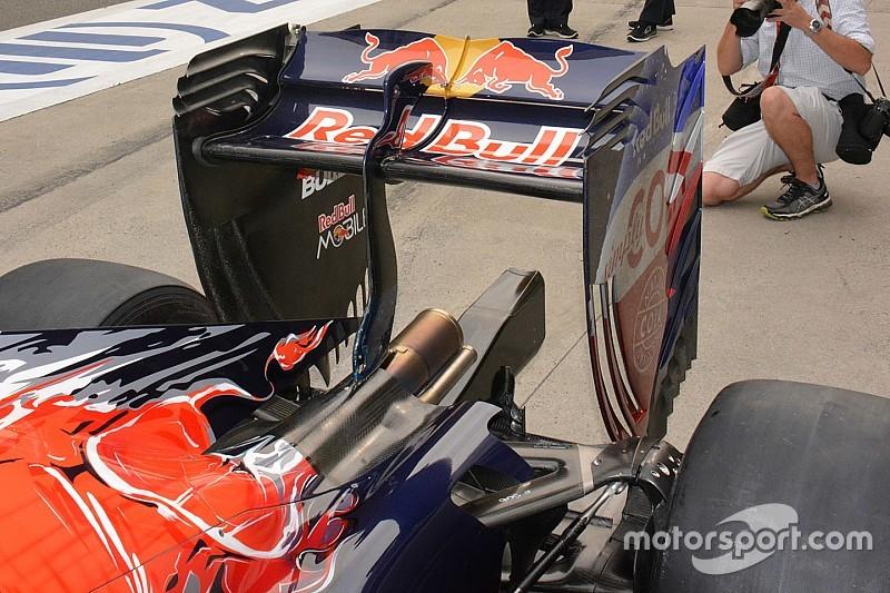Технический брифинг: заднее крыло Toro Rosso