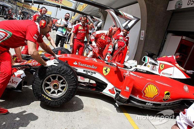 "Vettel waarschuwt na sterke vrijdag: ""Ferrari kan nog beter"""