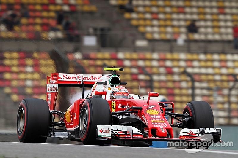 F1中国GP FP2分析:ライコネンに勝機到来!?