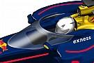 Red Bull планирует протестировать систему защиты пилота в Сочи