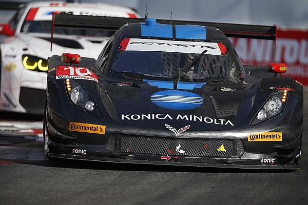 Taylor s'impose en Prototype, clash Porsche-Corvette en GT
