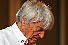 Ecclestone dice que las mujeres en la F1 no deben ser tomadas en serio