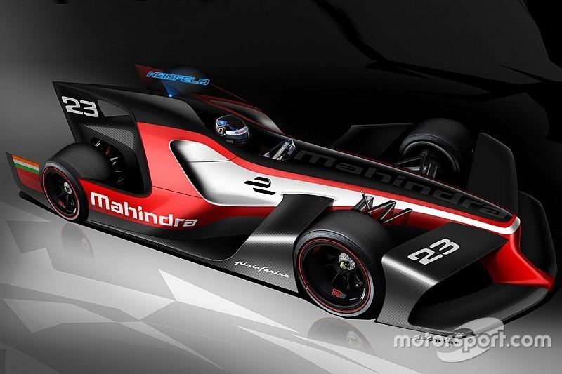 Mahindra et Pininfarina dévoilent leurs concepts du futur - Motorsport.com