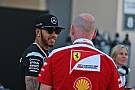 Hamilton sobre un posible futuro en Ferrari: