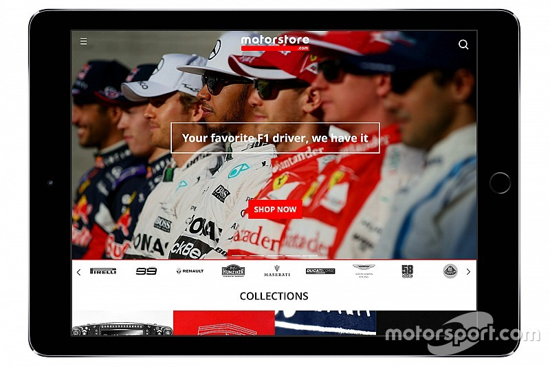 Motorsport Network presenta Motorstore.com