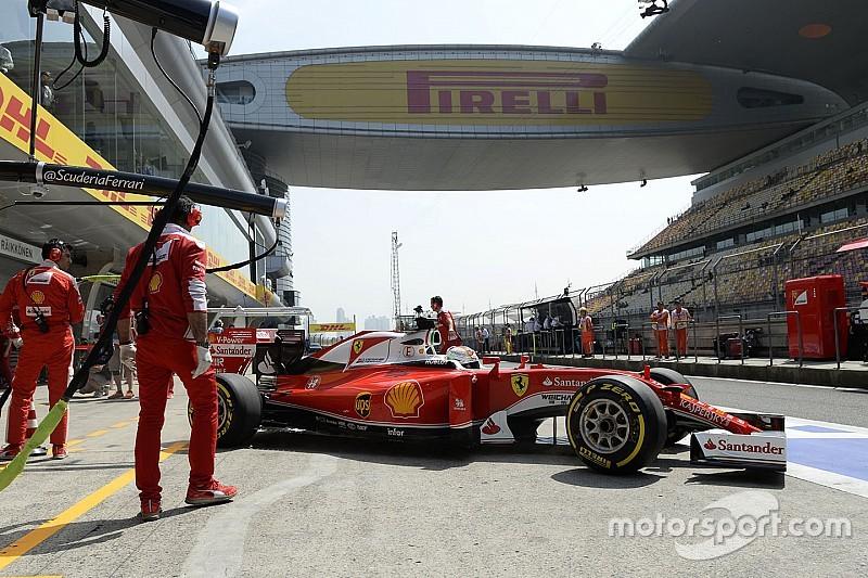 Pressionada, Ferrari pode atualizar motor para GP da Rússia