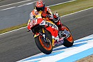 El motor de Márquez se para y Honda lo enviará a Japón