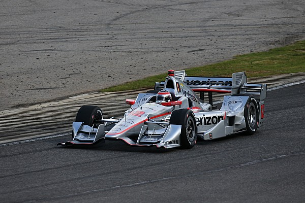 IndyCar Power lidera la tercera práctica en Barber