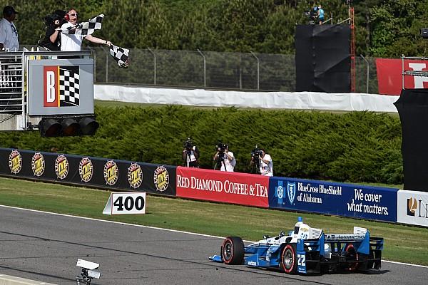 IndyCar  Pagenaud gana segunda carrera consecutiva de IndyCar