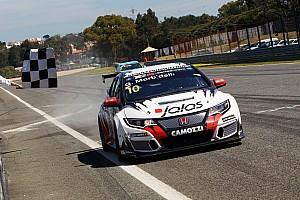 TCR Résumé de course Gianni Morbidelli vire en tête après Estoril