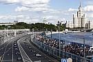 Formule E-race Moskou wordt deze week afgelast