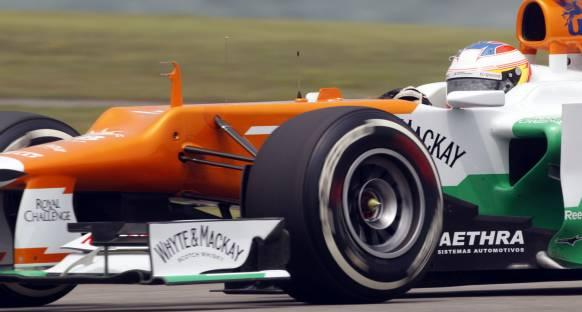 Force India, Tv'de az gösterildiği iddiası karşısında sessiz