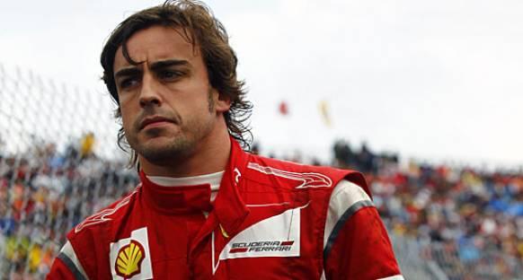 Alonso: Cuma verileri yarış için önem taşımıyor
