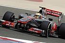 İlk seansta Lewis Hamilton lider