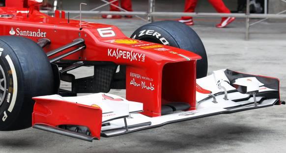 Hamaşima: Ferrari lastiklerde hala sıkıntı yaşıyor