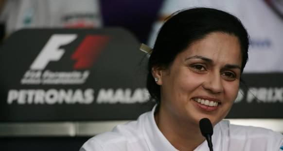 Kaltenborn ilk kadın takım patronu olacak