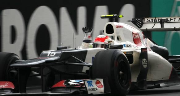 Perez: 2-3 yıl içinde şampiyonluk için yarışacağım