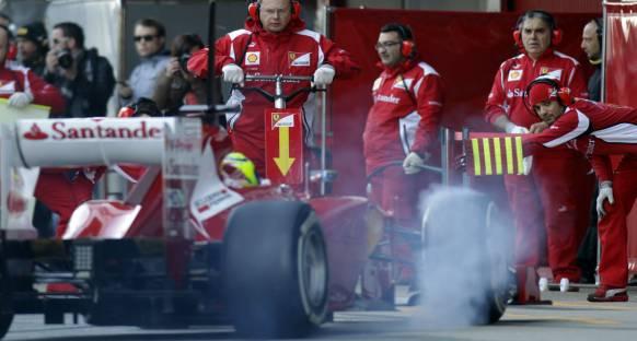 Domenicali, Ferrari'nin mücadelenin içinde olacağını söyledi