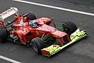 Ferrari ilk yarışlarda podyum beklemiyor
