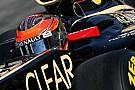 Grosjean ve Lotus ikinci gün de zirvede